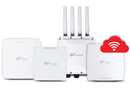 WatchGuard Cloud-Ready Access Points