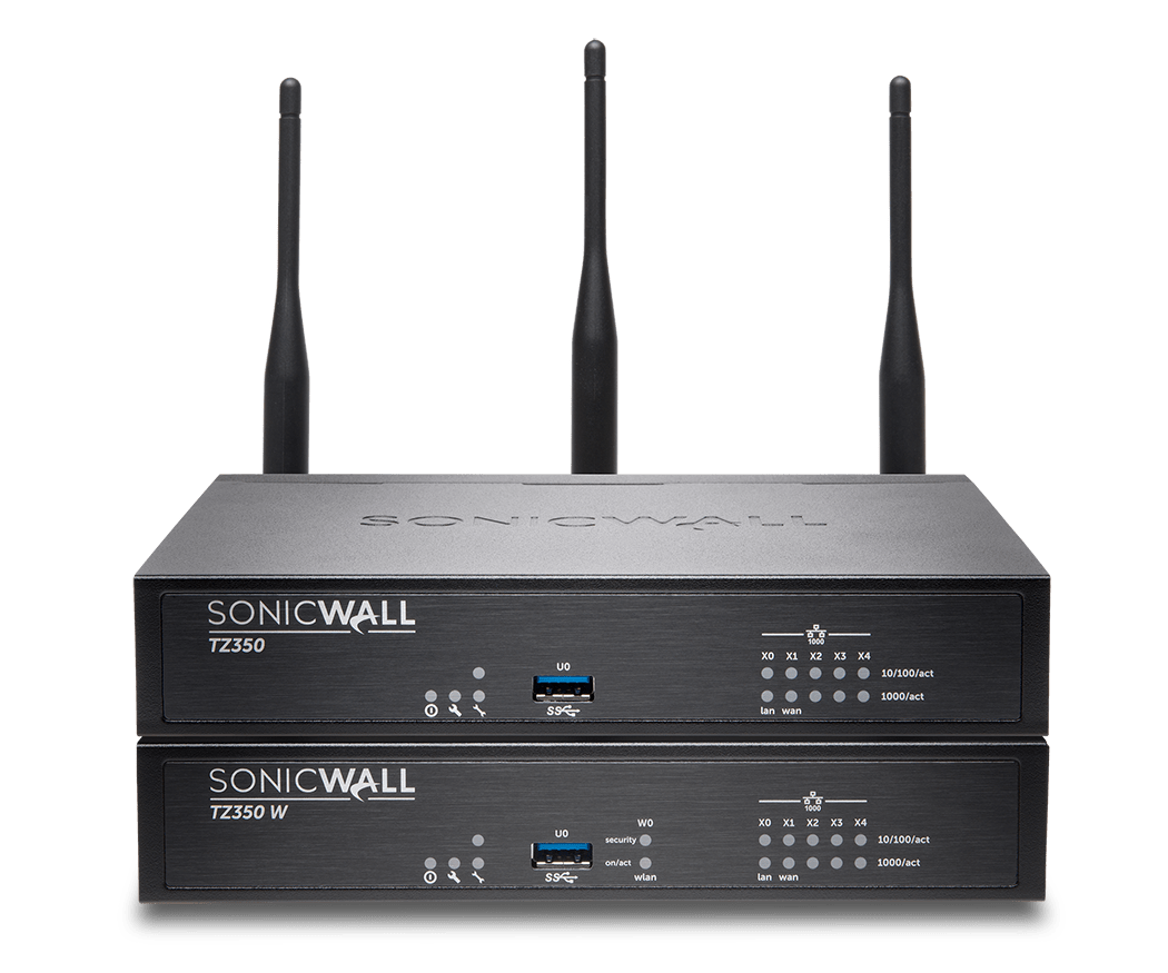SonicWall Entry-Level Firewall Appliances