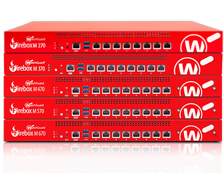 WatchGuard Appliances